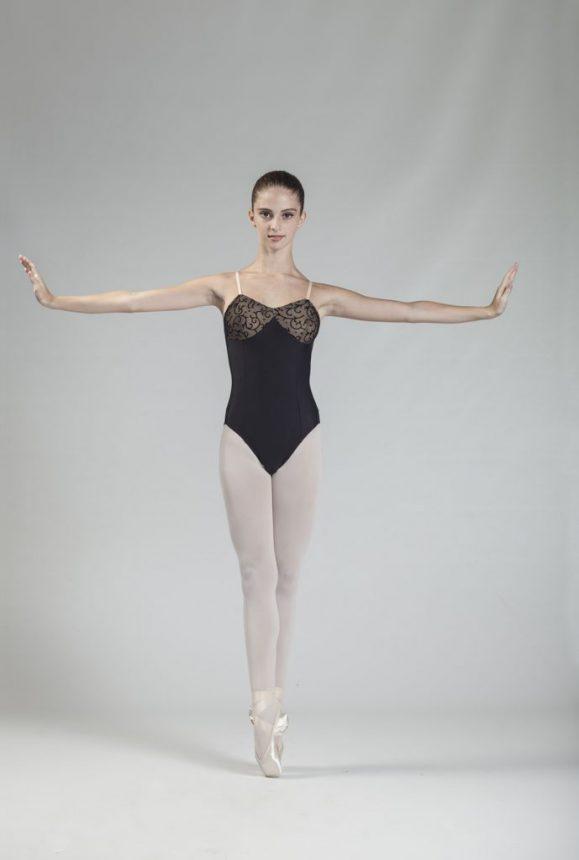 Body Fashion con bretelline mod. 915