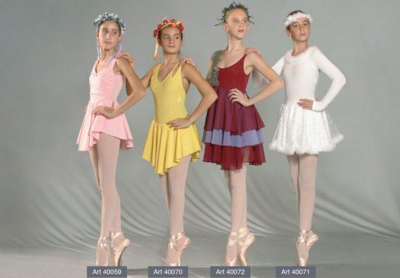 Costumi Le 4 Stagioni mod. 40059 - 40070 - 40072 - 40071