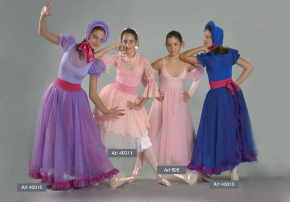 Costumi Bambole mod. 40015 - 40011 - 626