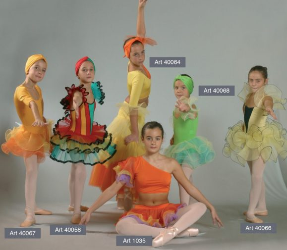 Costumi Carioca mod. 40067 - 40058 - 1035 - 40064 - 40068 - 40066