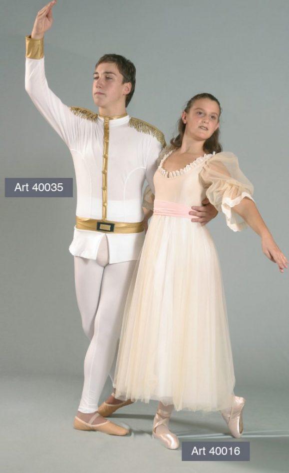 Costumi Schiaccianoci mod. 40035 e 40016