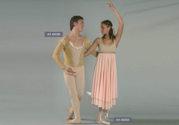 Costumi Giulietta e Romeo mod. 40039