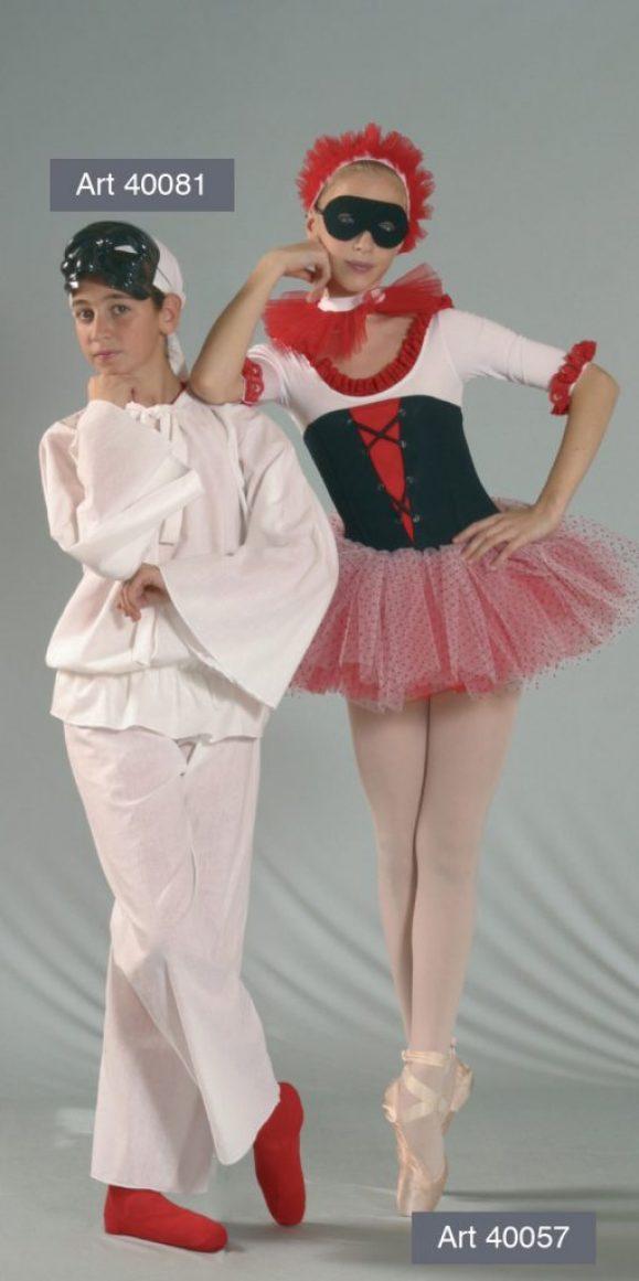Costumi Pulcinella mod. 40081