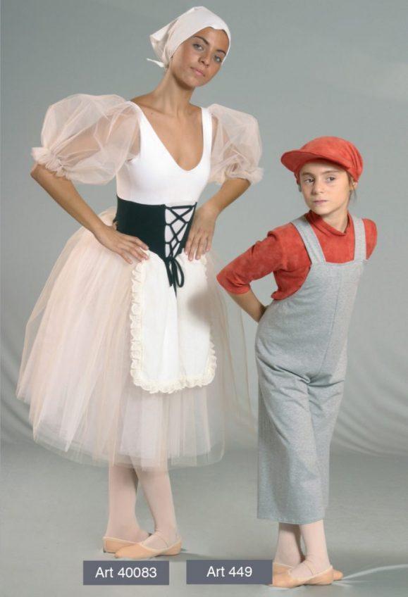 Costumi Popolana e Scugnizzo mod. 449 e 40083