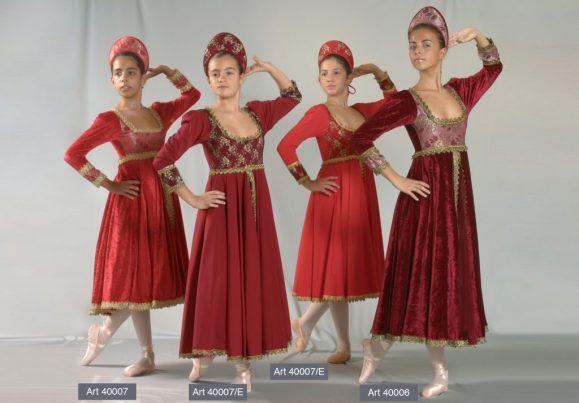 Costumi Russia mod. 40007 e 40007e