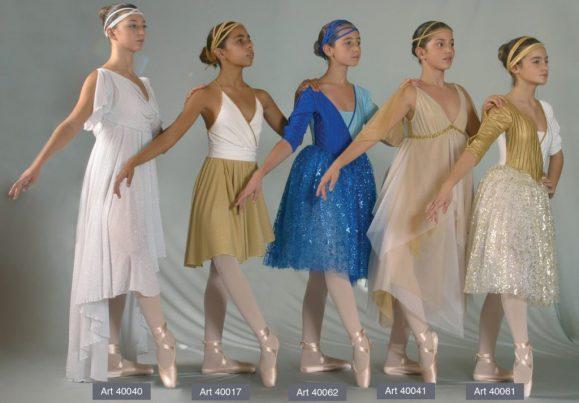 Costumi Le Silfidi mod. 40040 - 40062 - 40041 - 40061