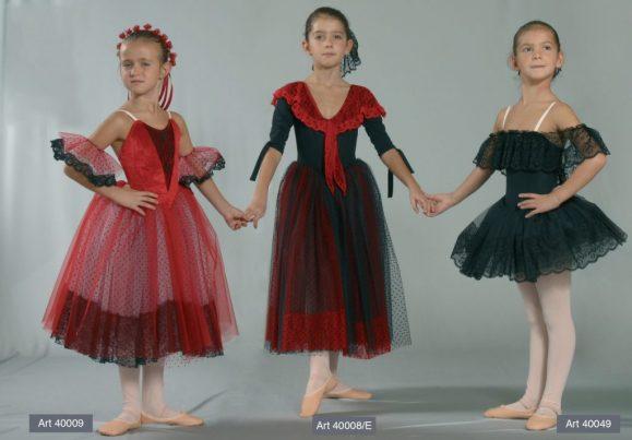 Costumi Spagna 40009 - 40008e - 40049